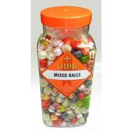 GIBBS JAR MIXED BALLS 3.00KG